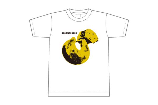 フックTシャツ