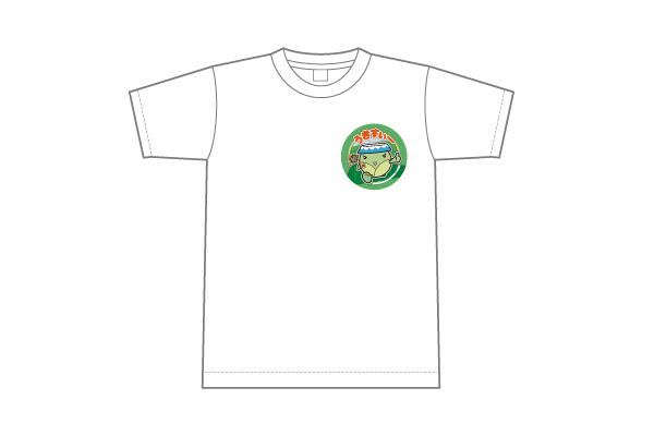 ひまわり祭りTシャツ(表)